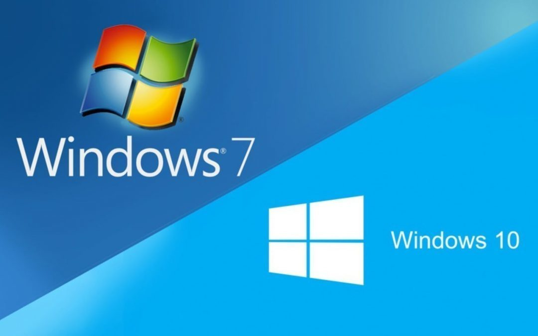 Support til Windows 7 er stoppet!