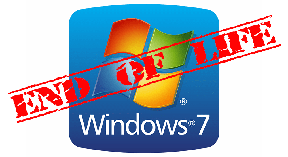 "Windows 7 ""End-of-life"""