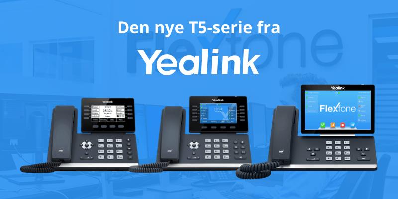 Nye Yealink telefoner til samme lave pris