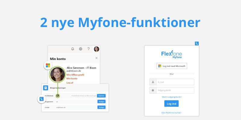 Dit Microsoft profilbillede på Myfone
