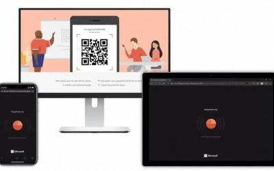 PowerPoint Live – Præsentation